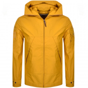 Product Image for Pretty Green Lightweight Hooded Jacket Yellow