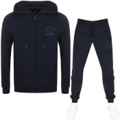 Paul And Shark Tracksuit Navy