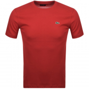 Product Image for Lacoste Sport Ultra Dry T Shirt Red