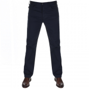 Product Image for Emporio Armani J21 Regular Fit Stretch Jeans Navy