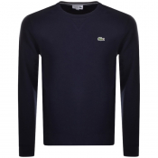 Product Image for Lacoste Sport Crew Neck Sweatshirt Navy