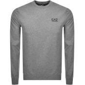 Product Image for EA7 Emporio Armani Core ID Sweatshirt Grey