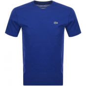 Product Image for Lacoste Sport Ultra Dry T Shirt Blue