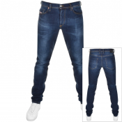 Diesel Tepphar 083AT Jeans Blue