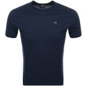 Product Image for Paul And Shark Short Sleeved Logo T Shirt Navy