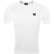Product Image for Paul And Shark Short Sleeved Logo T Shirt White