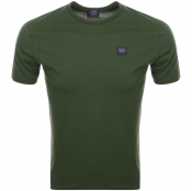 Product Image for Paul And Shark Short Sleeved Logo T Shirt Khaki