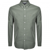 Product Image for Lacoste Long Sleeved Shirt Green