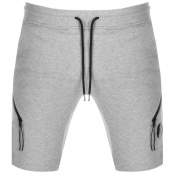 Product Image for CP Company Goggle Sweat Shorts Grey