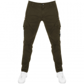 Product Image for CP Company Cargo Trousers Green