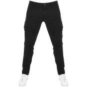 Product Image for CP Company Cargo Trousers Black
