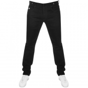 CP Company Regular Fit Jeans Black