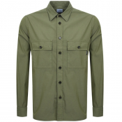 Product Image for PS By Paul Smith Double Pocket Shirt Green