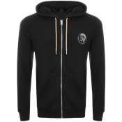 Product Image for Diesel Full Zip Brandon Hoodie Black