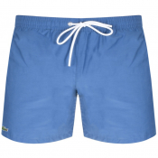Lacoste Swim Shorts Blue