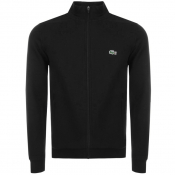 Product Image for Lacoste Sport Zip Up Sweatshirt Black
