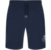 Diesel Pan Shorts Navy
