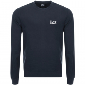 Product Image for EA7 Emporio Armani Core ID Sweatshirt Navy