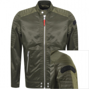 Diesel J Shiro Jacket Green