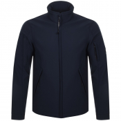Product Image for CP Company Soft Shell Jacket Navy