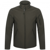 Product Image for CP Company Soft Shell Jacket Green