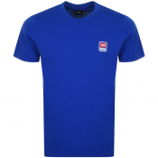 Product Image for Diesel T Diego Division T Shirt Blue