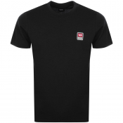 Product Image for Diesel T Diego Division T Shirt Black
