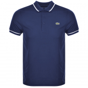 Product Image for Lacoste Sport Ultra Dry Polo T Shirt Navy