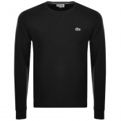 Product Image for Lacoste Sport Crew Neck Sweatshirt Black