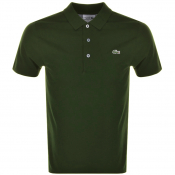 Lacoste Sport Polo T Shirt Green