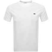 Product Image for Lacoste Sport Ultra Dry T Shirt White