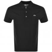 Lacoste Sport Polo T Shirt Black
