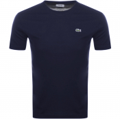 Product Image for Lacoste Sport Ultra Dry T Shirt Navy