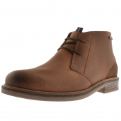 Barbour Readhead Chukka Boots Brown