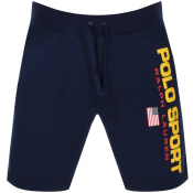 Ralph Lauren Logo Shorts Navy