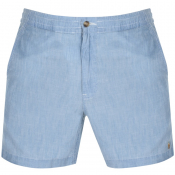 Product Image for Ralph Lauren Classic Fit Shorts Blue