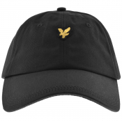 Product Image for Lyle And Scott Baseball Cap Black