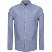 Product Image for Lacoste Long Sleeved Shirt Navy