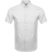 Product Image for Lacoste Short Sleeved Shirt White