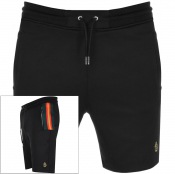 Luke 1977 Daimler Stripe Shorts Black