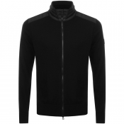 Product Image for Belstaff Kelby Zip Jumper Black
