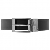 Ted Baker Connary Reversible Leather Belt Black