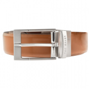 Product Image for Ted Baker Connary Reversible Leather Belt Brown
