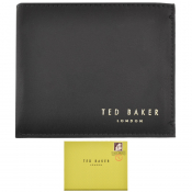 Ted Baker Antonys Leather Wallet Black