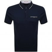 Product Image for Ted Baker Fincham Polo T Shirt Navy