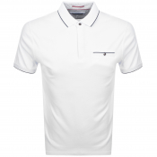 Product Image for Ted Baker Fincham Polo T Shirt White