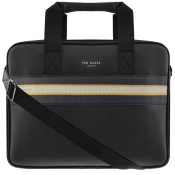 Product Image for Ted Baker Sandar Laptop Bag Black