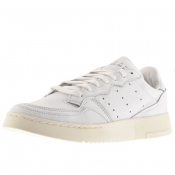 adidas Originals Supercourt Trainers White