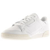 Product Image for Adidas Originals Continental 80 Trainers White