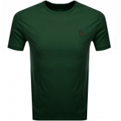 Product Image for Ralph Lauren Crew Neck T Shirt Green